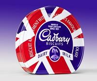 Cadbury Union Jack